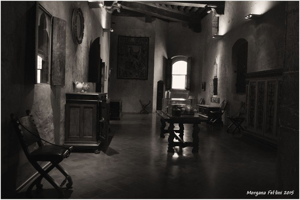 Photo in Black and White #none #interior