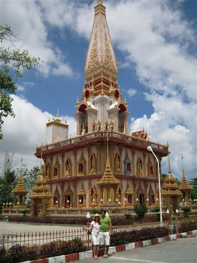 Photo in Random #phuket #temple #kata