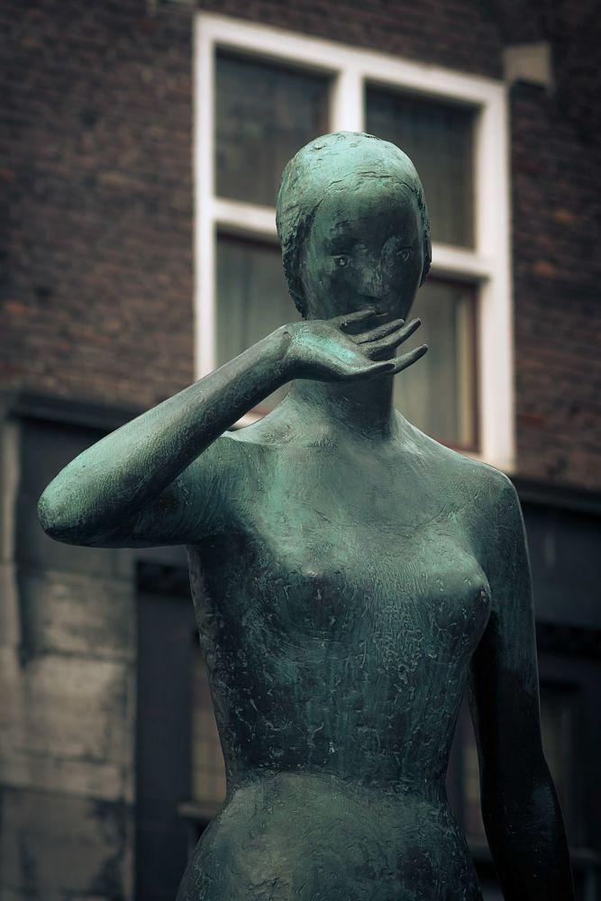 Photo in Fine Art #sculpture
