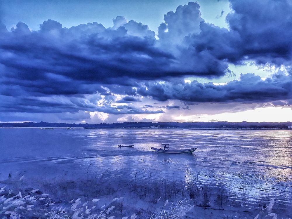 Photo in Travel #irrawaddy #magway #myanmar #burma #cloud #cloudy