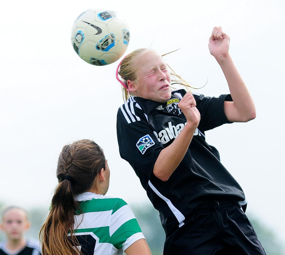 Photo in Sports #youth soccer #girls soccer #crew juniors