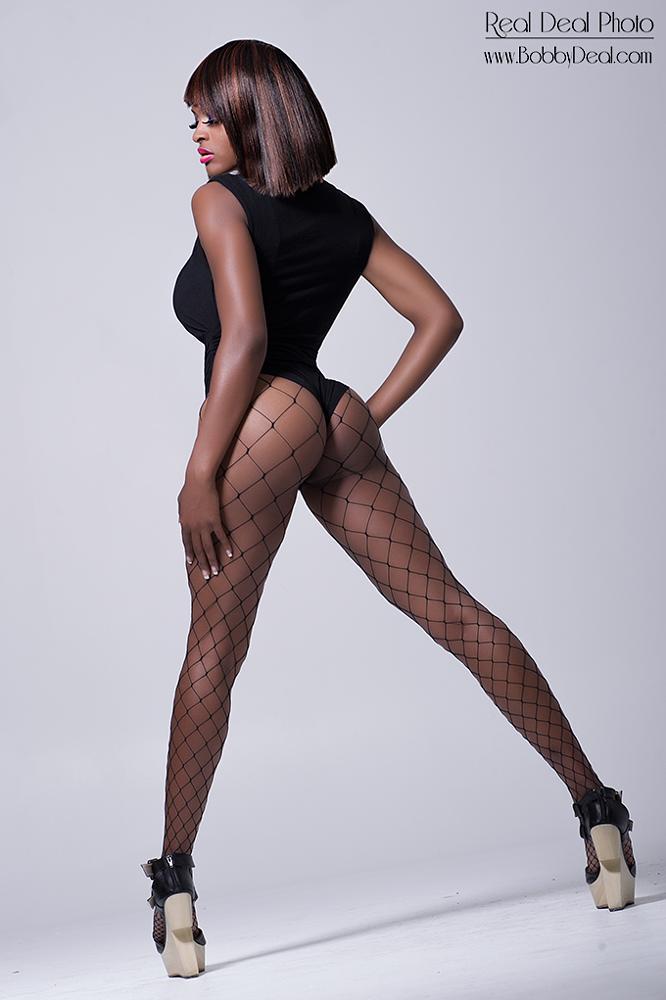 Photo in People #woman #black #sexy #butt #ass #long legs #beautiful #booty