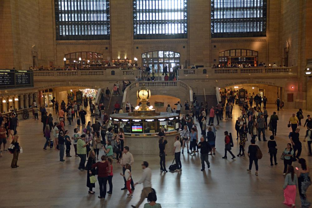 Photo in Random #grand central station #nyc #transportation hub #people