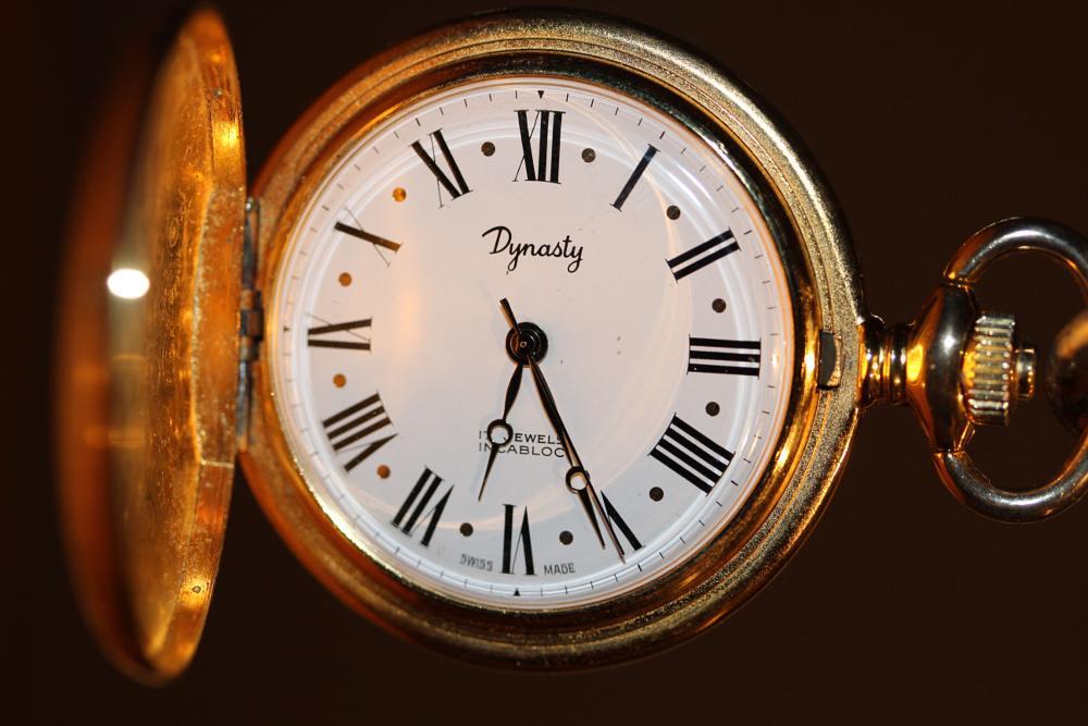 Photo in Macro #time #macro #clock #pocketwatch