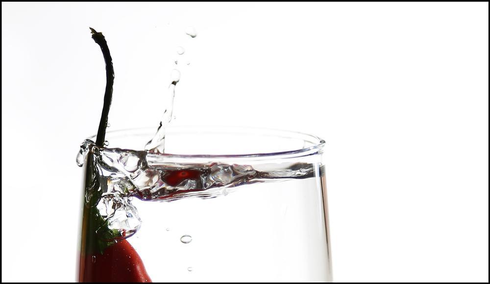 Photo in Random #chili #pepper #canon #water #6d #sweden #glass