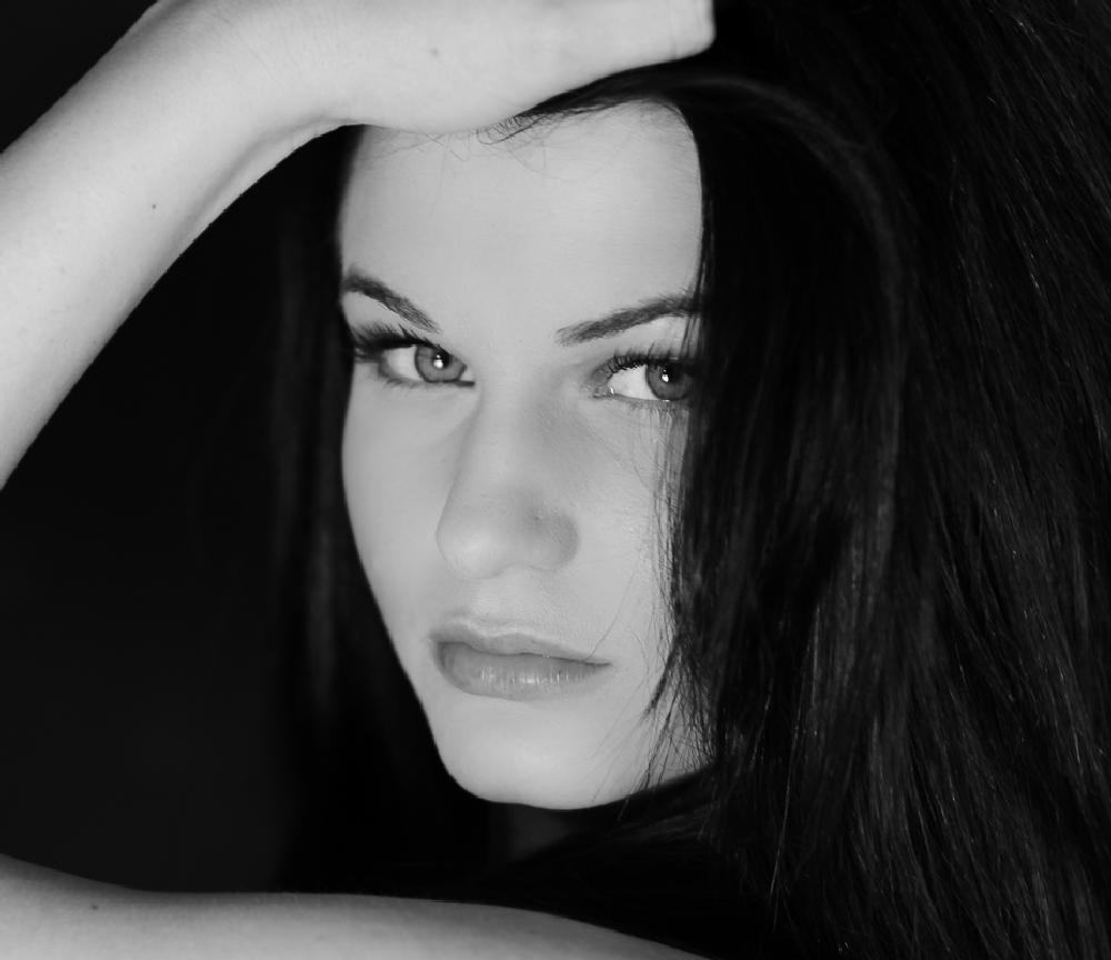 Photo in Portrait #stunning #beautiful lady #perfect pic #perfect eyes