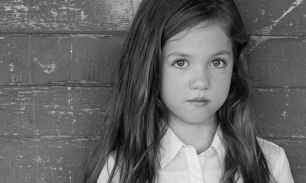 Photo in Portrait #youngmodel #10yroldwonder #naturalmodelmaterial #bigeyes #beautifulchild #texasgirl #texastalent