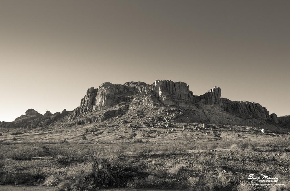 Photo in Landscape #mountain #ih-10 #i-10 #texas #snap monkey photography #dustin white #cream tone #desert