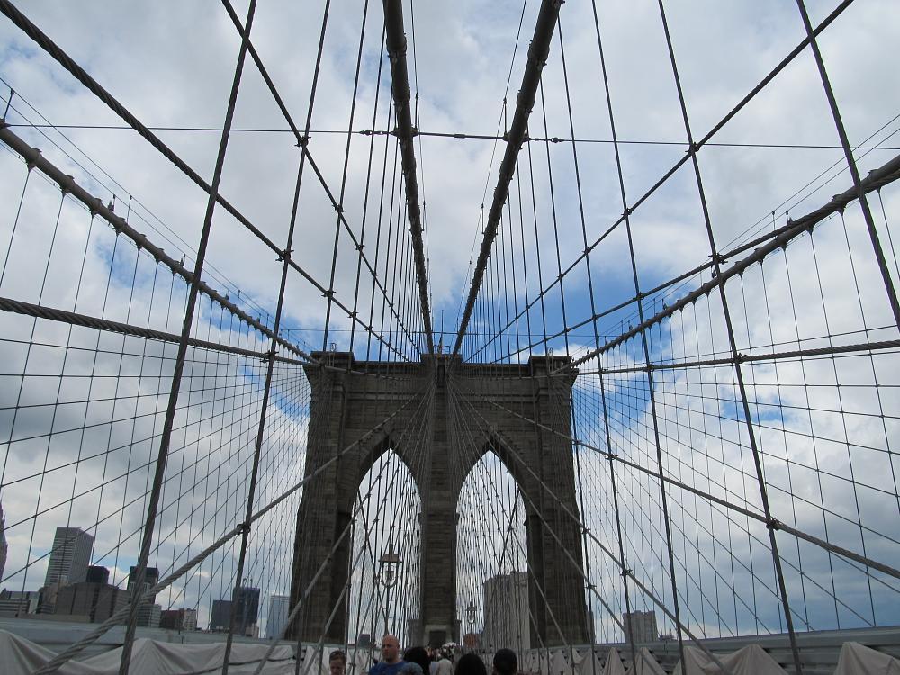 Photo in Cityscape #brooklyn bridge #landmark #manhattan