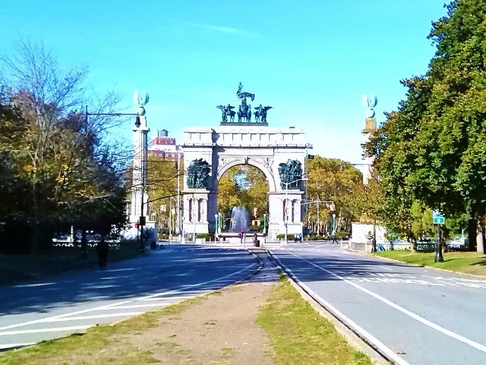 Photo in Landscape #entrance #grand army plaza #brooklyn