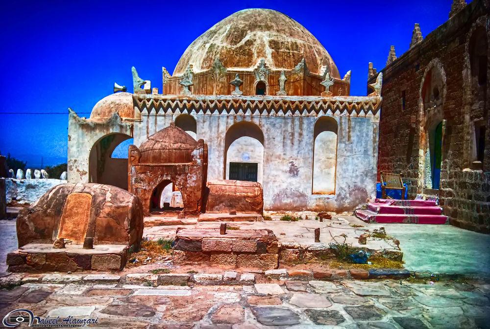 Photo in Random #old #old mosque #mosque #yemen #sana'a