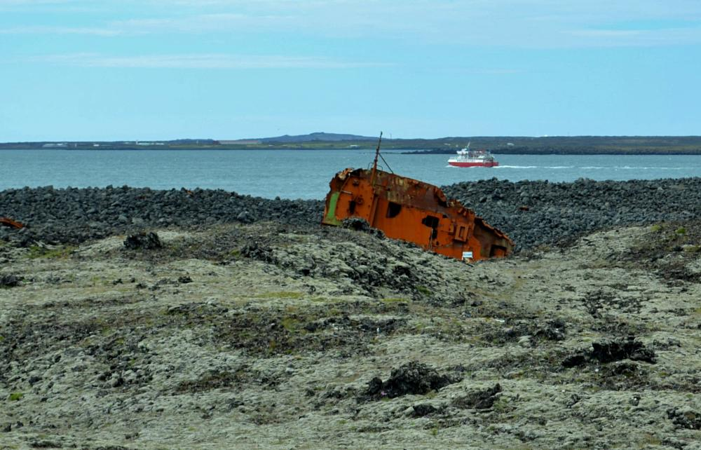 Photo in Landscape #grindavik