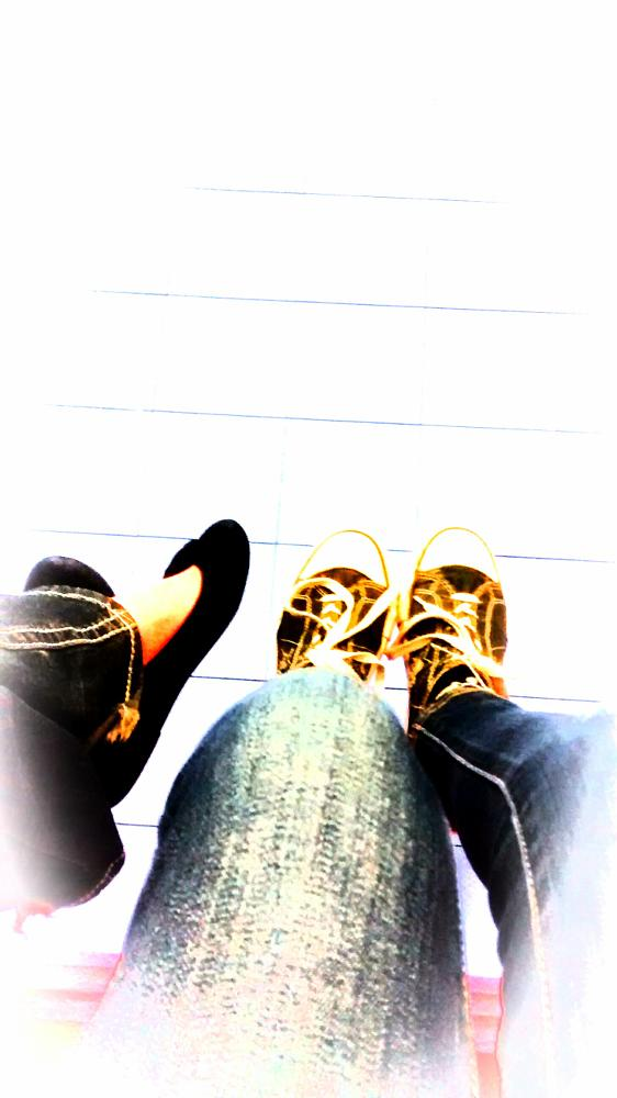 Photo in Random #shoes #personality #edited #photo