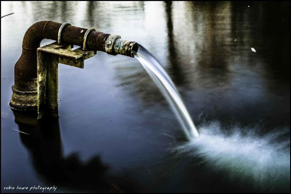 Photo in Abstract #water #pump #park