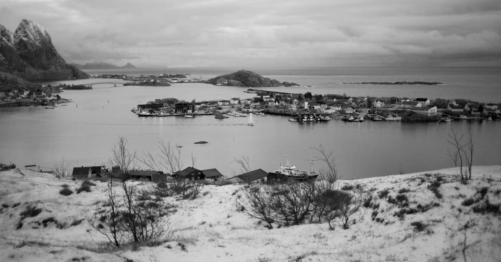 Photo in Landscape #reine #lofoten #norway