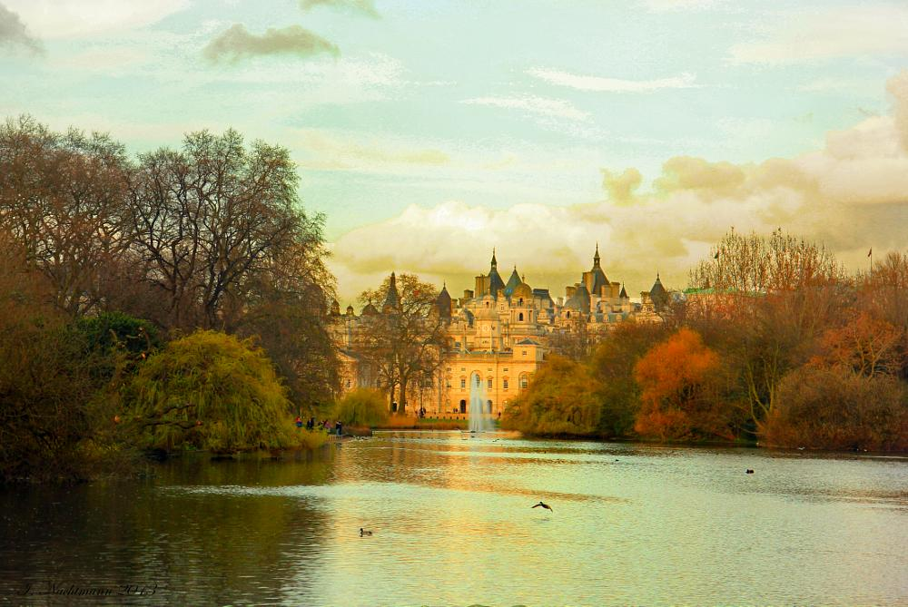 Photo in Cityscape #st. james`s park #park #london #westminster #lake #fountain