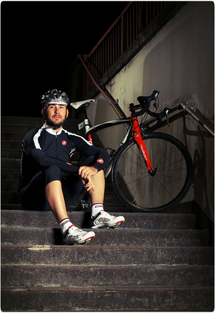 Photo in Sports #cycling #sport #portrait