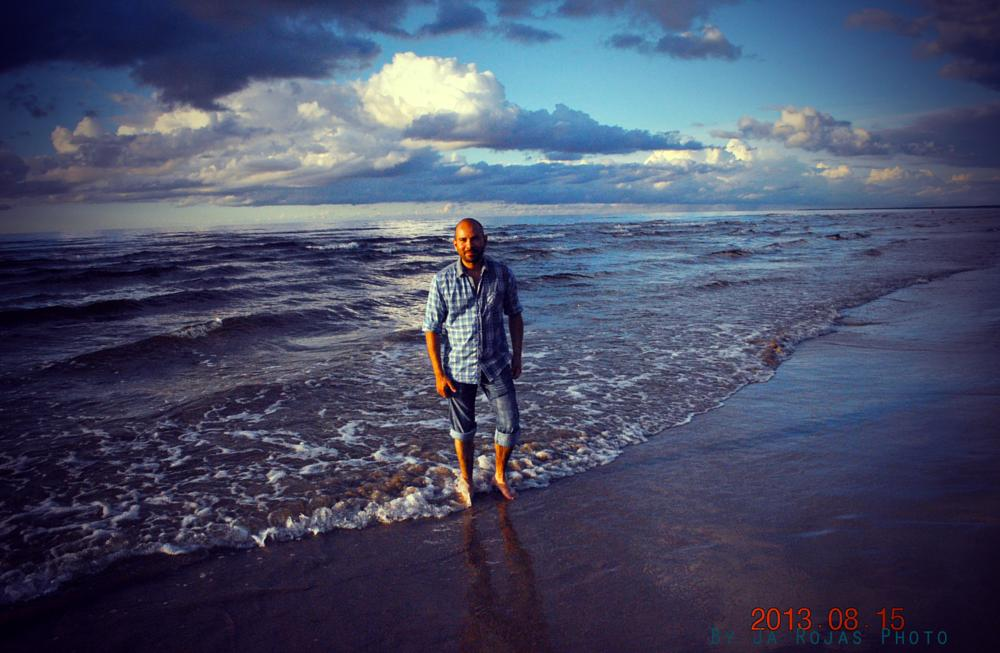 Photo in Sea and Sand #people #beach #psp #sea #nature