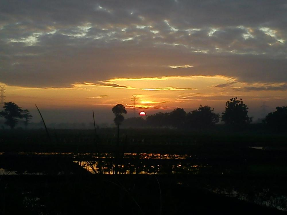 Photo in Nature #sunrise #nature #landscape #indonesia