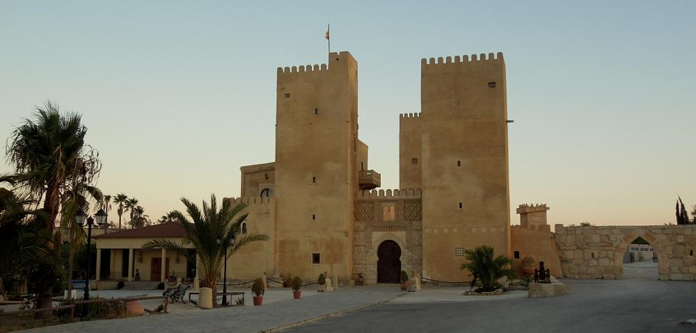 Photo in Architecture #castle #travel #spain