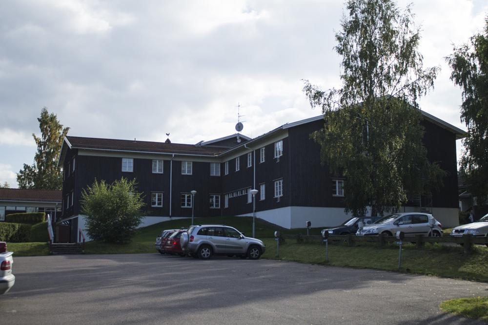 Photo in Architecture #folk high school #sweden #building