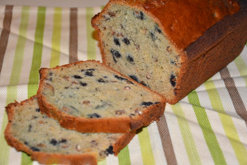 Photo in Food #bread #quick bread #blueberries