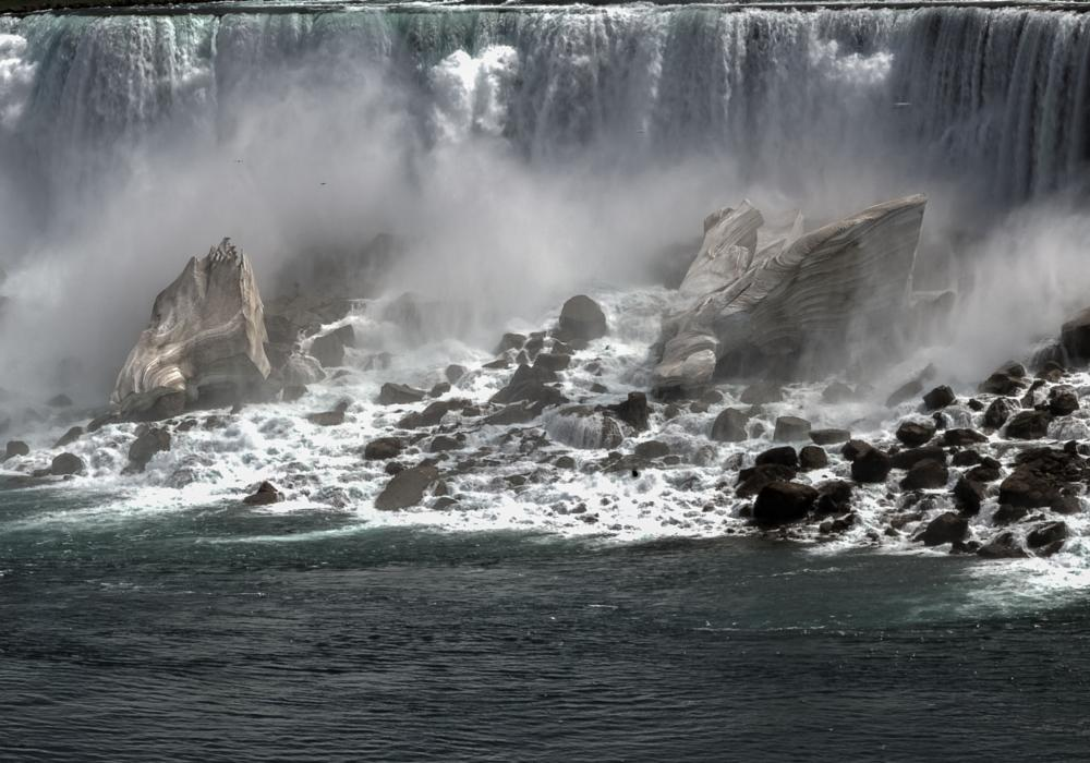 Photo in Landscape #niagara falls #american falls #new york #water falls