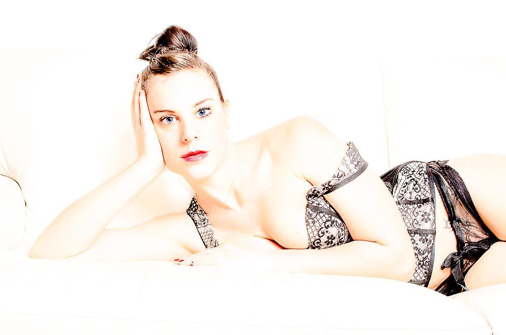 Photo in Portrait #beauty #woman #lingerie #portrait