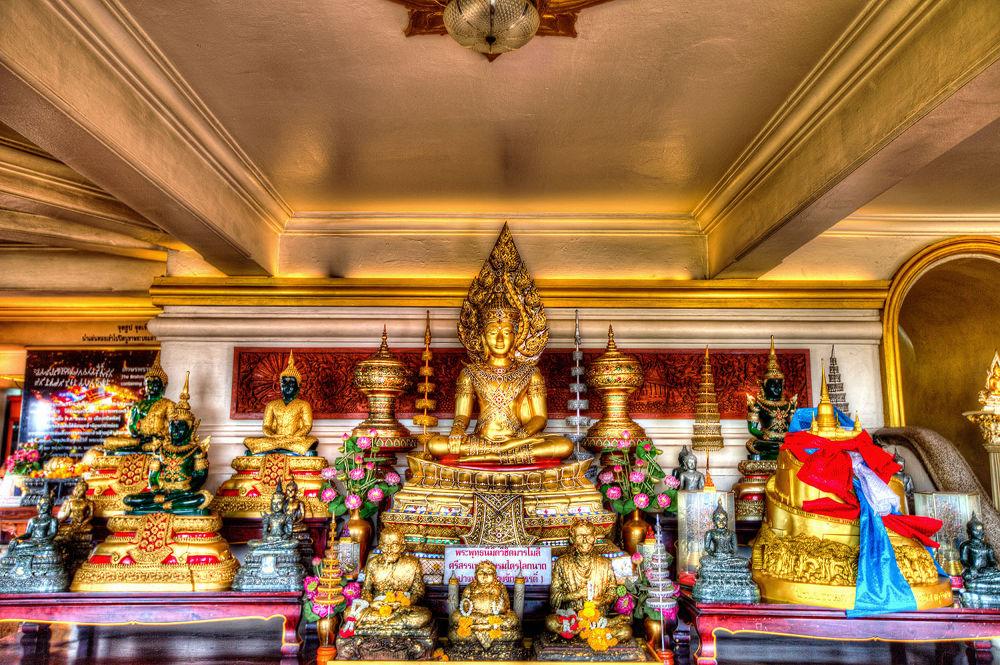 Photo in Architecture #temple #thailand #bangkok #golden mount