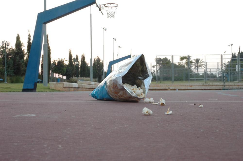 Photo in Food #popcorn #basketball