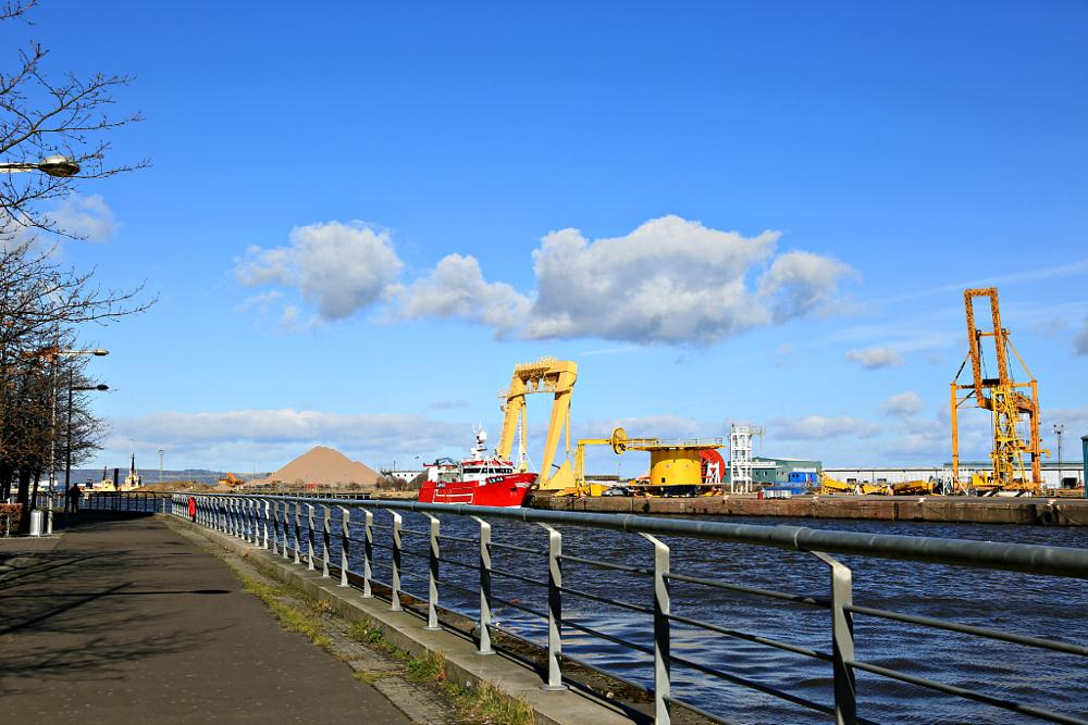 Photo in Industrial #port #harbour #industry #leith #edinburgh #lothian #edimbourgh #ecosse