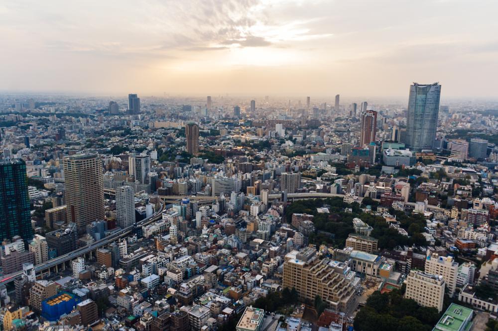 Photo in Cityscape #light #skylight #cityscape #tokyo #japan