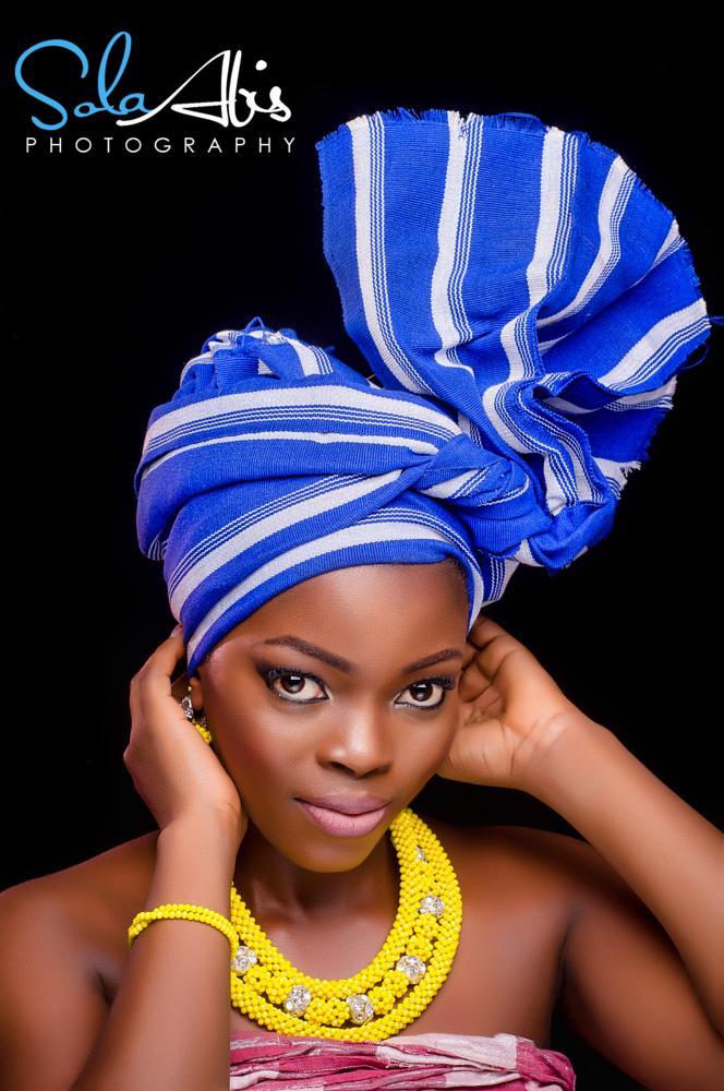 Photo in Portrait #africa #african #lady #beauty #beautiful #model #studio #pretty #black #nigeria #nikon
