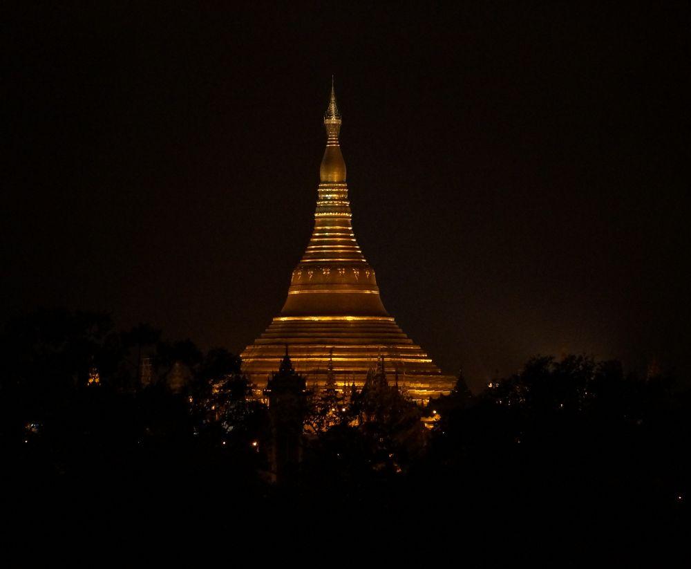 Photo in Random #shwedagon pagoda #pagoda #sony nexvg20 #sel18200 #myanmar #yangon