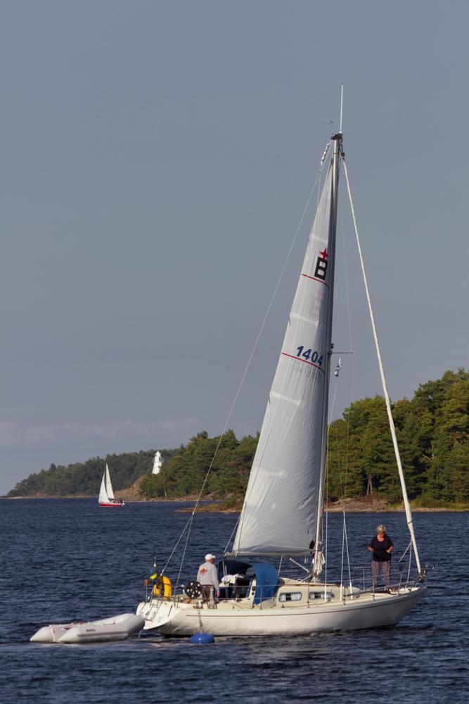 Photo in Travel #sail #boat #vänern