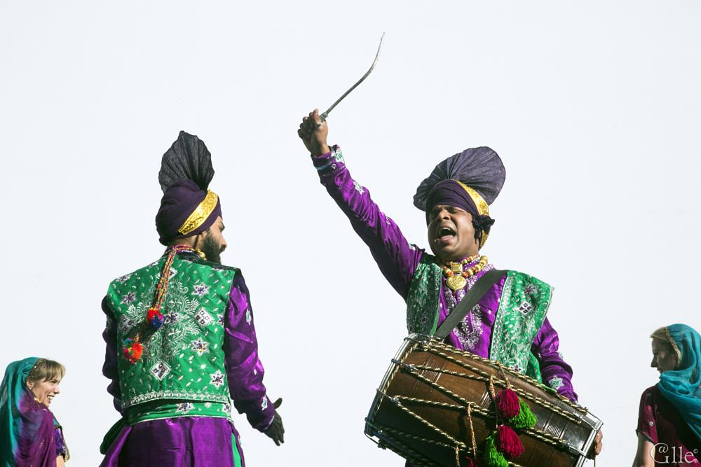 Photo in Fine Art #bhangra #drums #india #dance #baile #dancing #music #bollywood #madrid #spain #españa #galle #miguel gallego #photo #photography #photographer