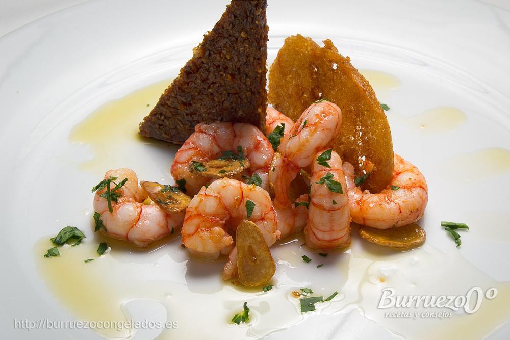 Photo in Food #gambas #gambas al ajillo #receta #recipe #tapa
