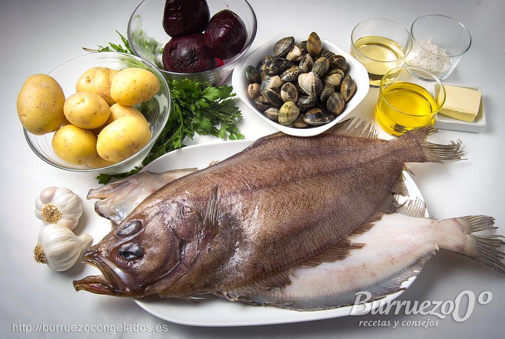 Photo in Food #ingredientes #receta #recipe #popieta #gallo #almejas