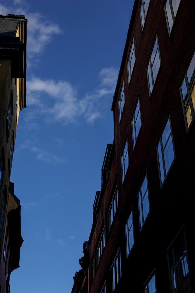 Photo in Cityscape #stockholm #sweden #sky