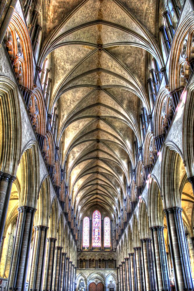 Photo in Random #salisbury cathedral #cathedral #england