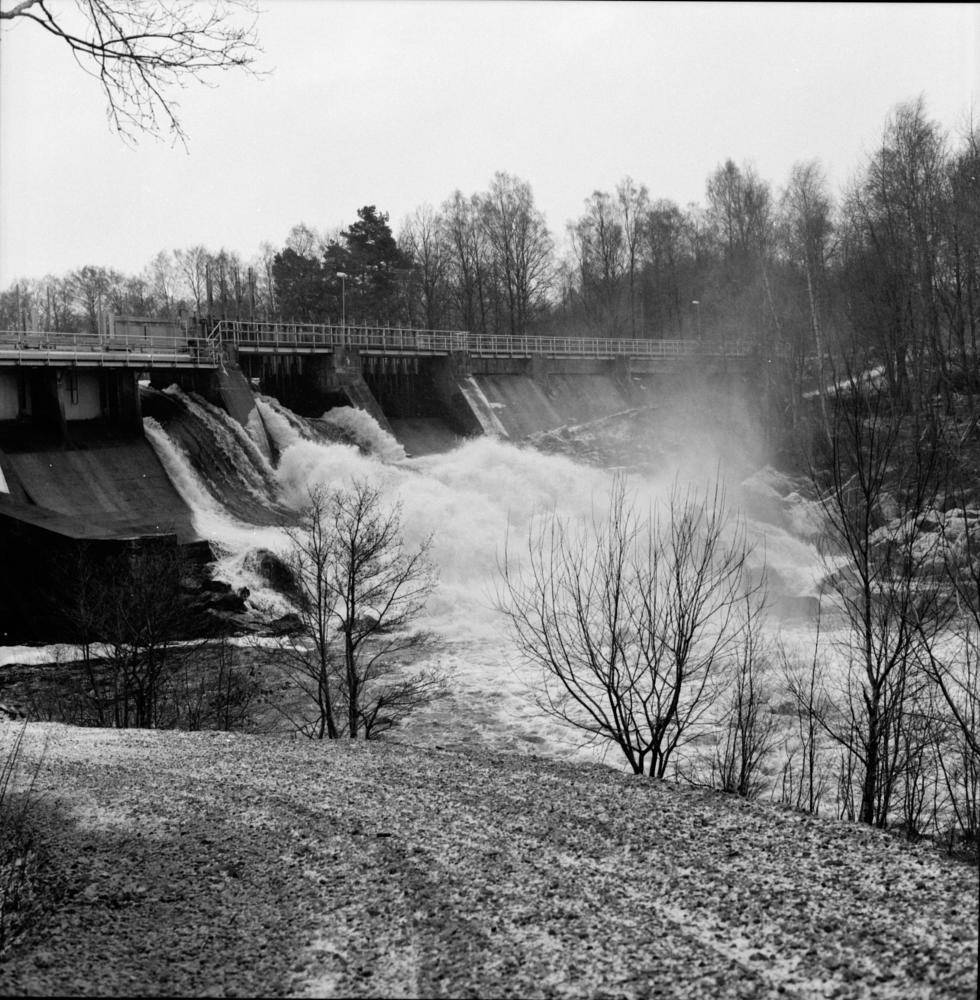 Photo in Landscape #ätrafors #dam