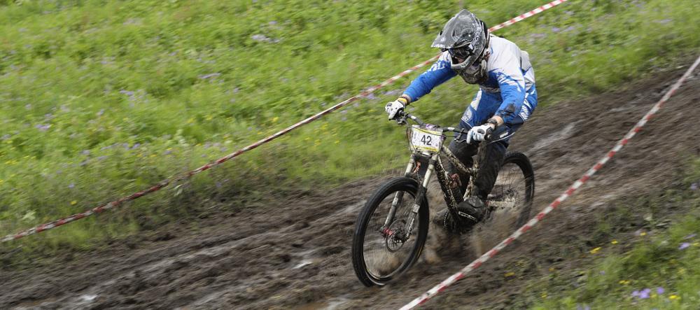 Photo in Sports #mountainbike #downhill #gesunda