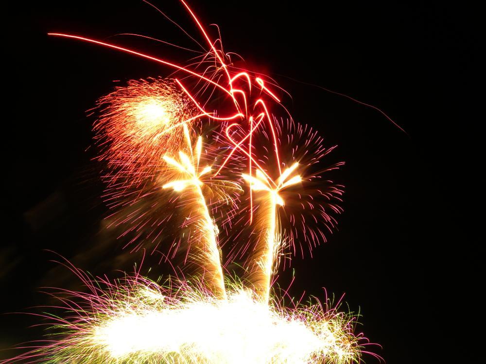 Photo in Random #fireworks #lotsofcolor #shootingstar