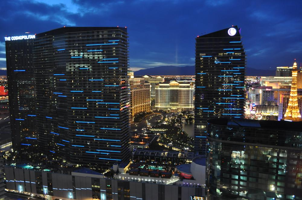 Photo in Cityscape #vegas #city center #spend all your money