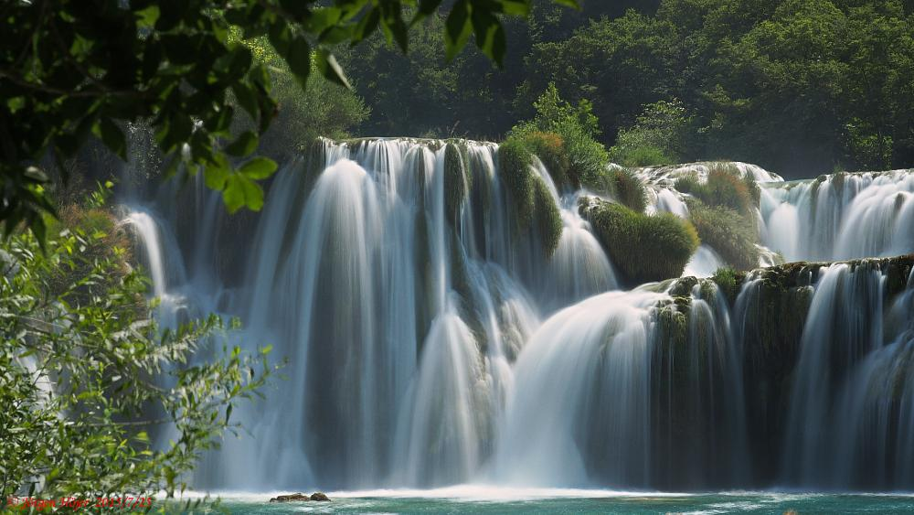 Photo in Landscape #natur #water #waterfall