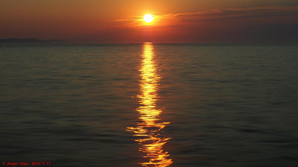 Photo in Landscape #water #sunset