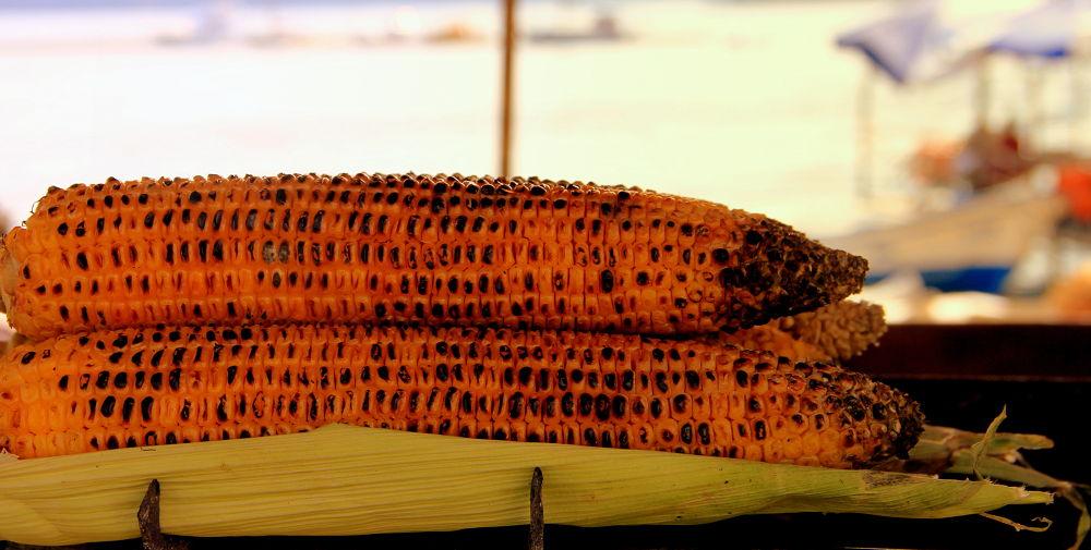 Photo in Random #corn #fire