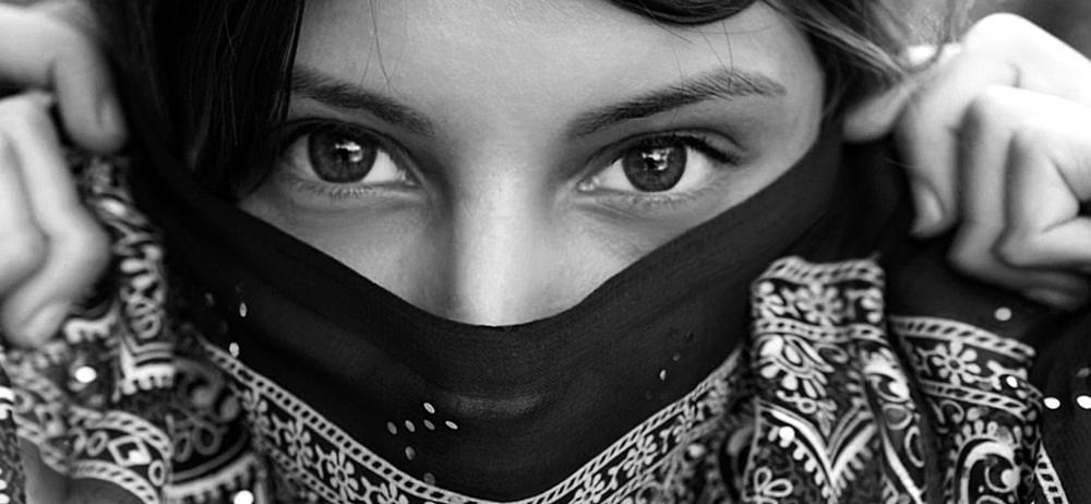Photo in People #black and white portrait wom #jan degen