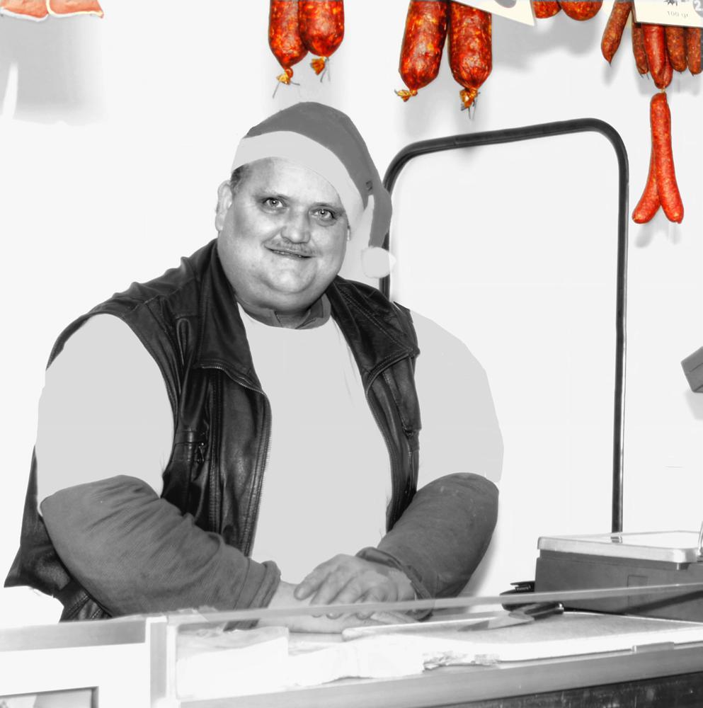 Photo in People #coloursplash man market mar #jan degen
