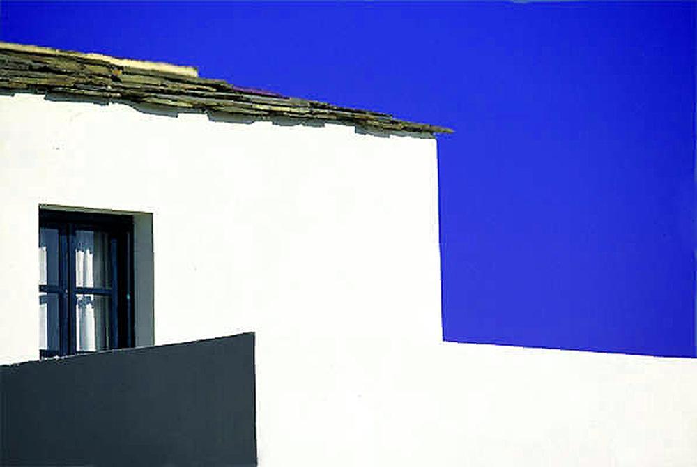 Photo in Travel #house #heat #ikaria #island #greek #color #jan degen #greece